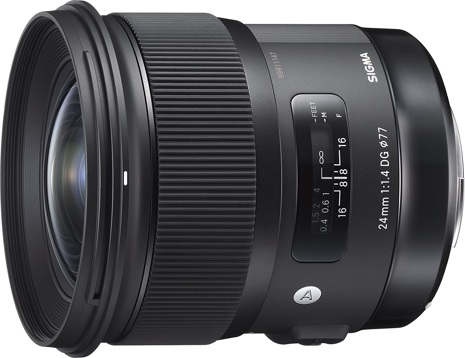 Sigma mm  F  DG HSM Art Objetivo para Canon color