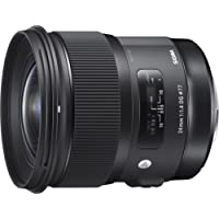 Sigma 24 mm f/1.4 DG Art Lens for Canon Mount