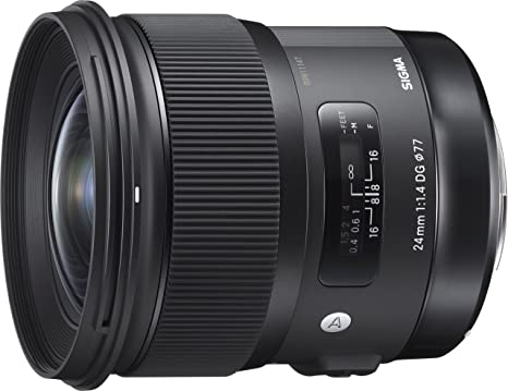 Review Sigma 24mm F1.4 Art