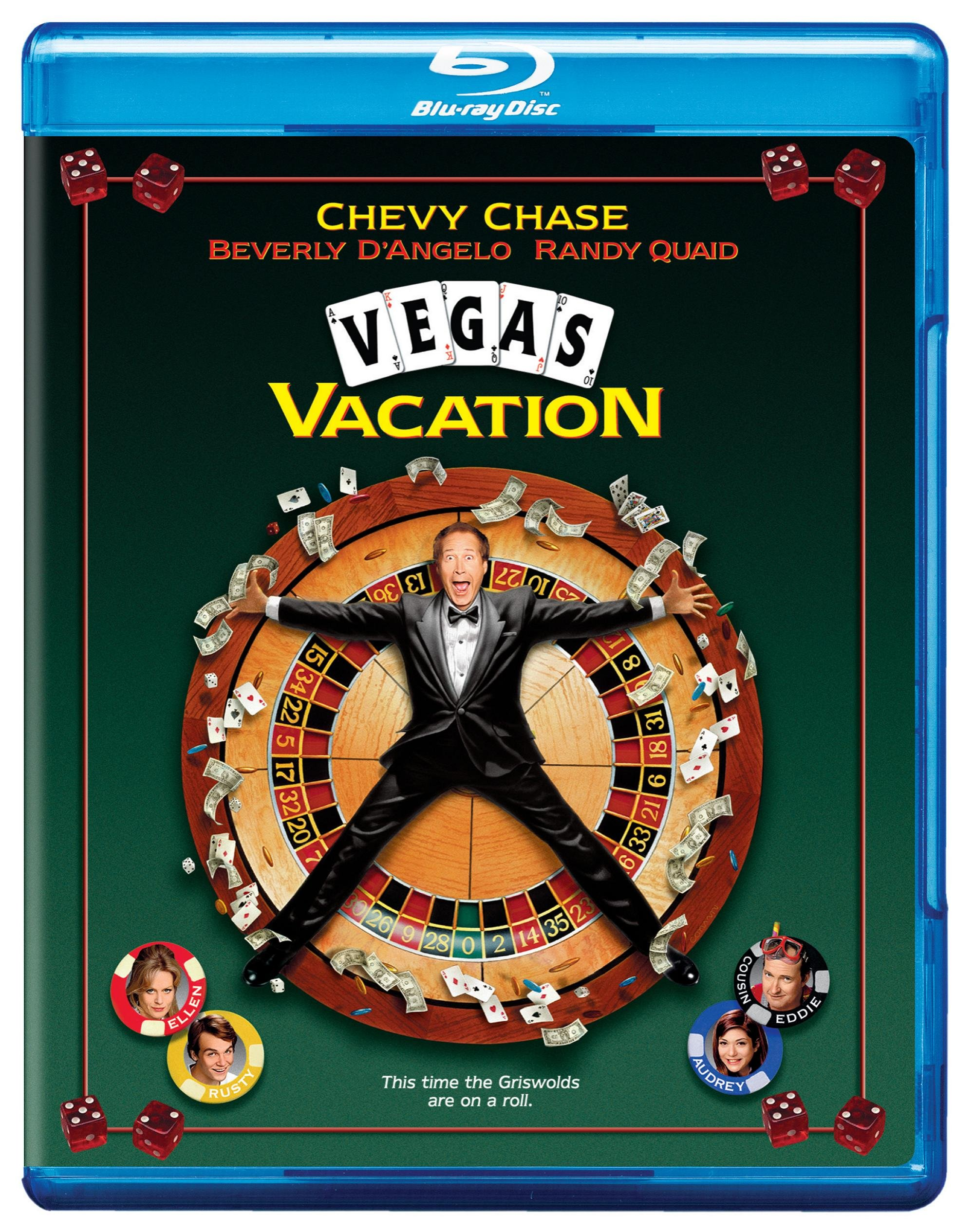 Blu-ray : Vegas Vacation (Blu-ray)