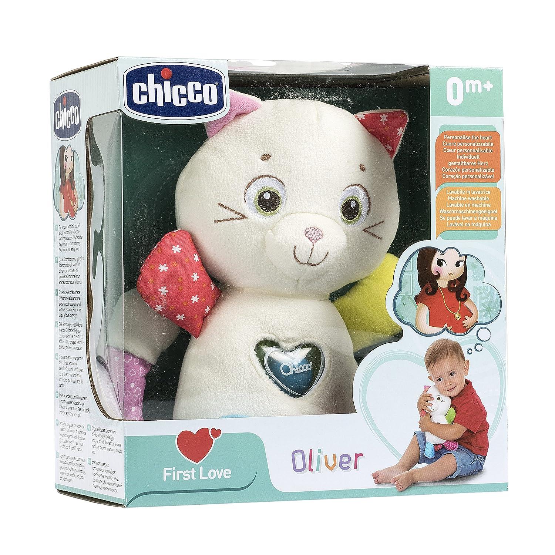 Chicco Greta la Marioneta - Suave y tierno peluche de gatito con ...