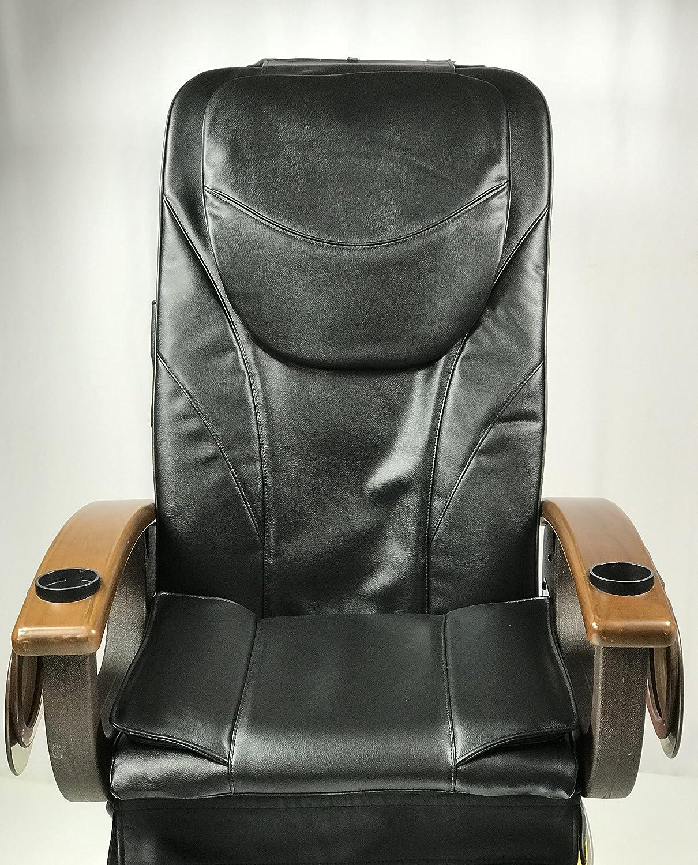 Pedicure Chair Cushion Massage COVER NEW BLACK Nails salon Pedicure Salon Furniture TYPE C ZKINCOVERZ CORP