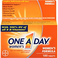 One-A-Day Women's Multivitamin Tablets - 100-Count