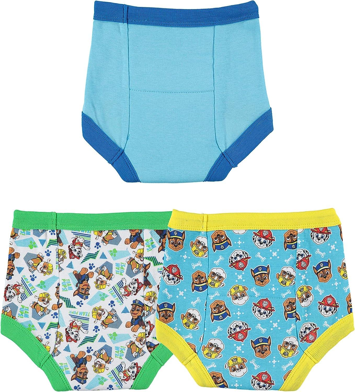 Nickelodeon Boys Paw Patrol Boy 3pk Training Pant