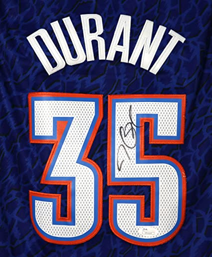 a0e284643f15 france framed golden state warriors kevin durant autographed signed jersey  jsa coa aae8a 49350  australia kevin durant oklahoma city thunder signed ...