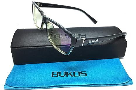 9e500721c62 Blue Light Blocking Glasses by Bukos - FDA Approved - Men