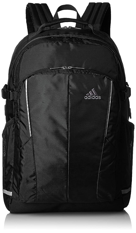 [アディダス] adidas リュック 48cm 27L 2気室 Sサイズ B00BJGY48I  ブラック