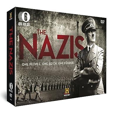 Nazis: One People. One Reich. One Fuhrer. 6 DVD Pack Reino Unido: Amazon.es: Nazis: Cine y Series TV
