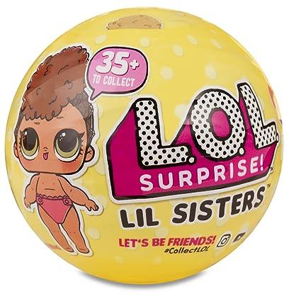Lol Surprise Lil Sisters Series 3 1