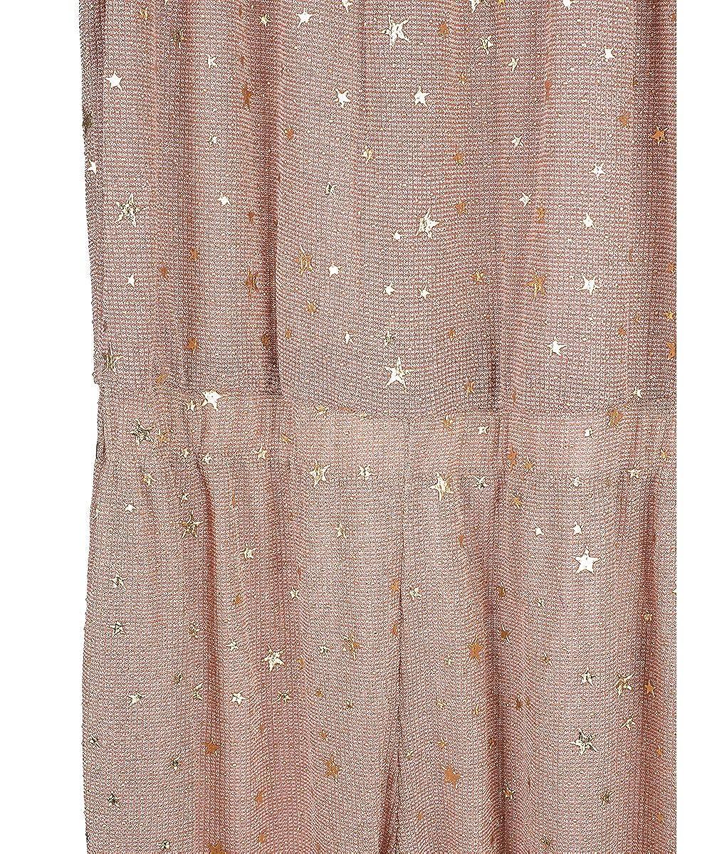 ZARA - Pijama de una pieza - para niña Pink/Gold 8 años: Amazon.es: Ropa y accesorios