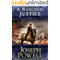 A Rancher's Justice (The Texas Riders Western) (A Western Frontier Fiction)