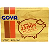 Goya Concentrated Ham Flavoring, 8-Count Packages (Pack of 36)