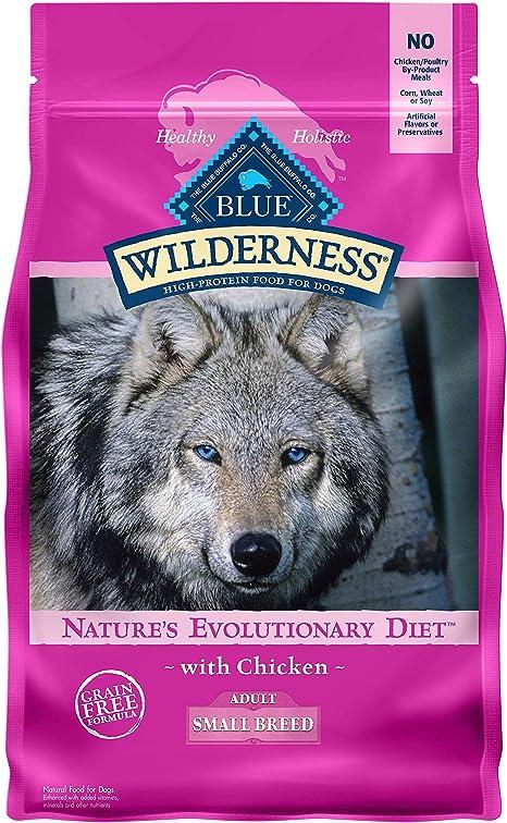 Wilderness Azul Buffalo Alta proteína seco Adulto Comida para ...