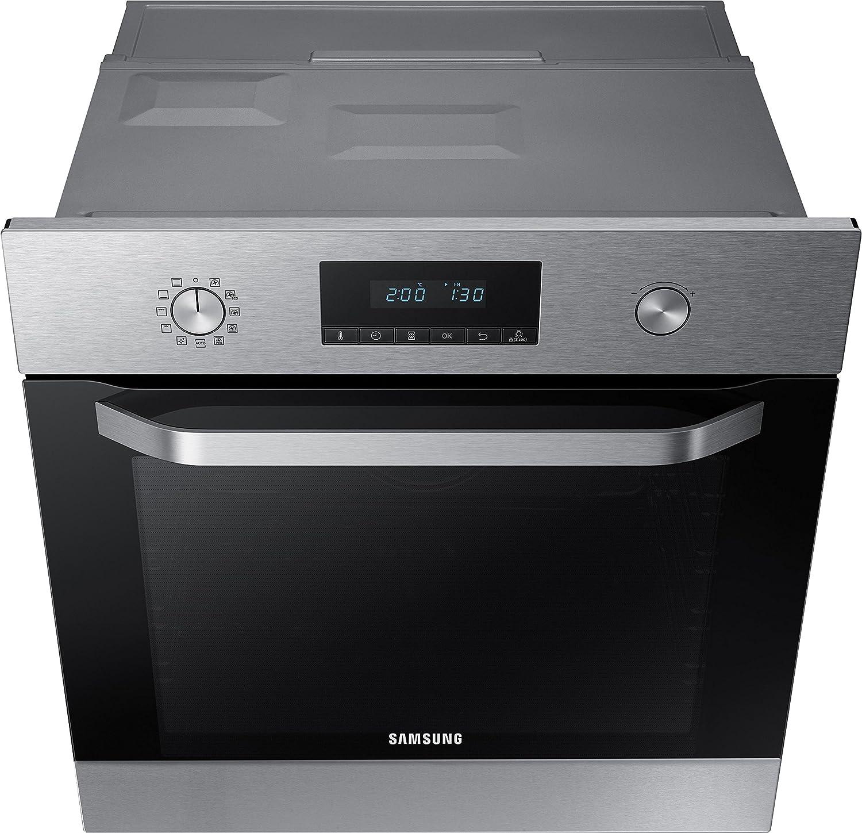 Samsung NV70K3370BS - Horno (Medio, Horno eléctrico, 70 L, 70 L ...