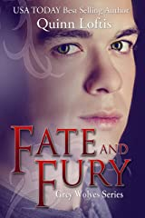 Fate and Fury (The Grey Wolves Series Book 6) Kindle Edition