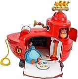 Twirlywoos - Big Red Boat Playset - Bateau Interactif Version Anglaise
