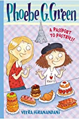A Passport to Pastries #3 (Phoebe G. Green) Kindle Edition