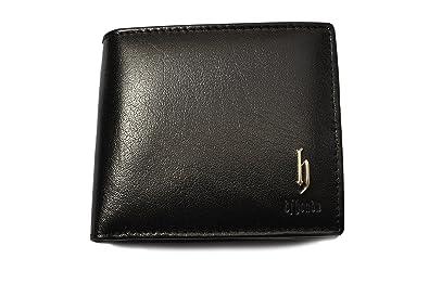 dc44851572a3 Amazon | dj honda(ディージェイホンダ) 牛革二つ折り財布 DJS-007 ...