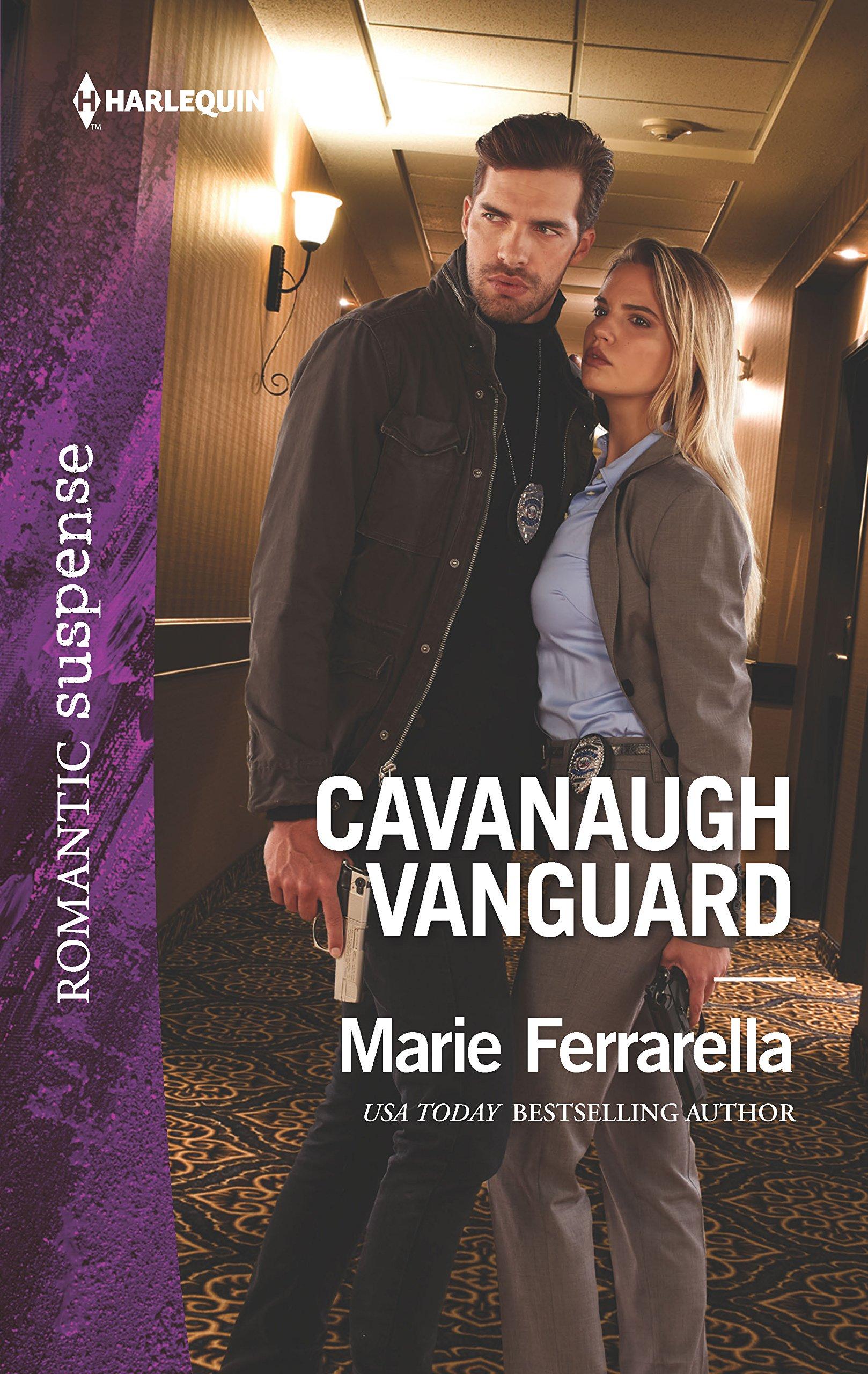 Read Online Cavanaugh Vanguard (Cavanaugh Justice) pdf epub