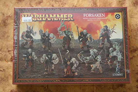 Games Workshop - Warhammer - Figurine - Déchus du Chaos: Amazon.es: Juguetes y juegos
