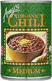 Amy's Organic Chili, Medium, 14.7 oz