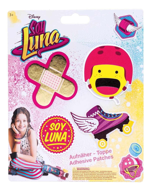 bunt Soy Luna 4 Klebeflicker Joy Toy 93764