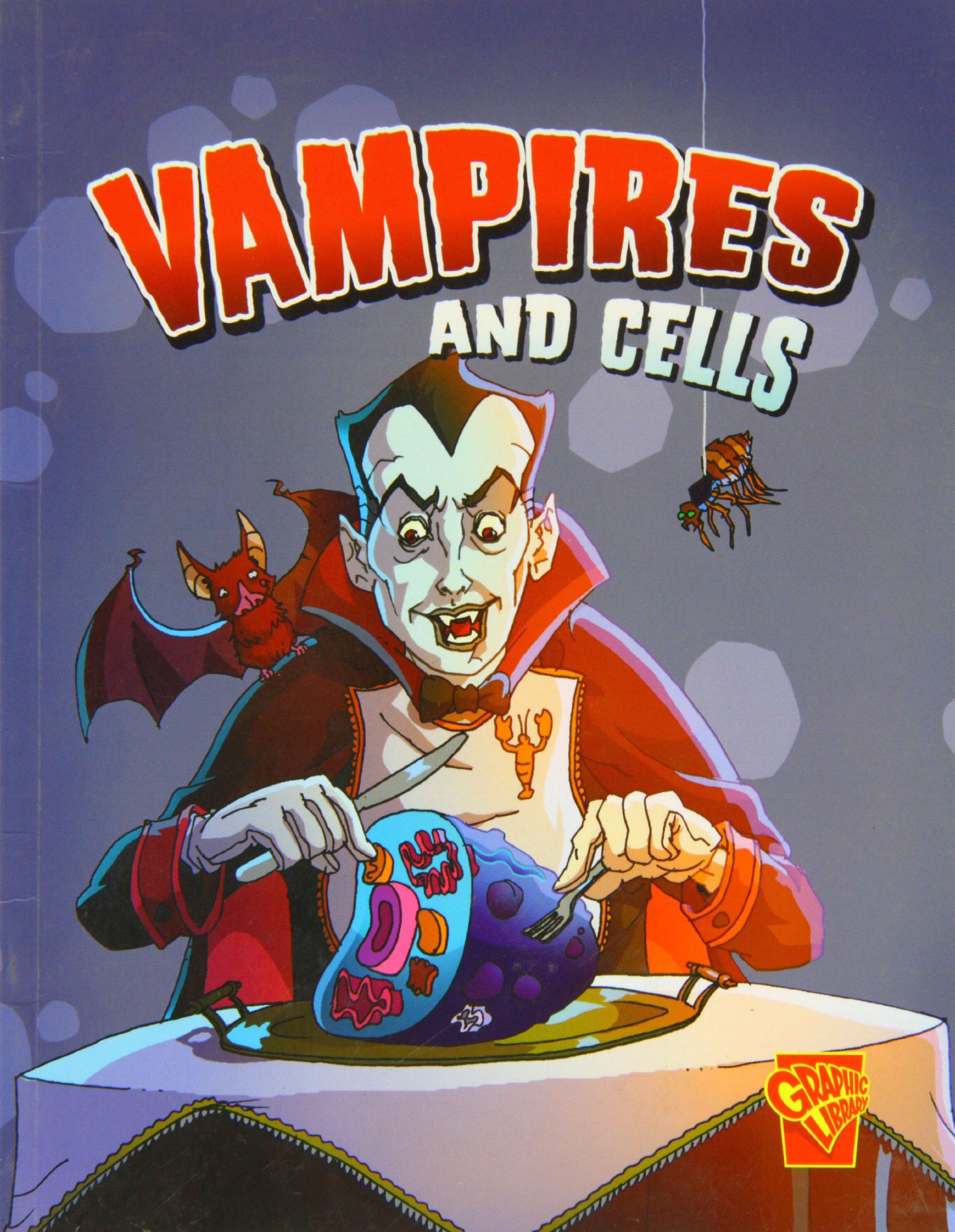 Vampires and Cells (Monster Science) pdf epub
