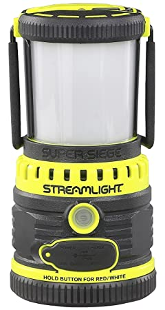 Streamlight 44945 Siege Ultra-Compact Work Lantern Yellow, Rechargable – 1100 Lumens