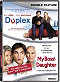 Duplex/ My Boss's Daughter - Double Feature [DVD]