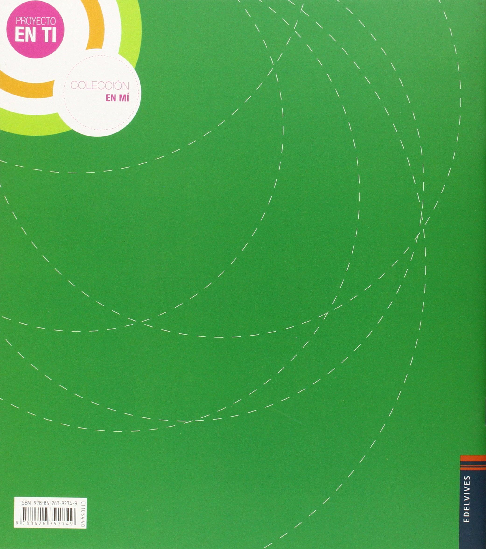 Transforma 2º Bachillerato Proyecto en tí Proyecto En Tí Coleccion En mí - 9788426392749: Amazon.es: Manzanos Baez, Josean, López Domínguez, Luz: Libros