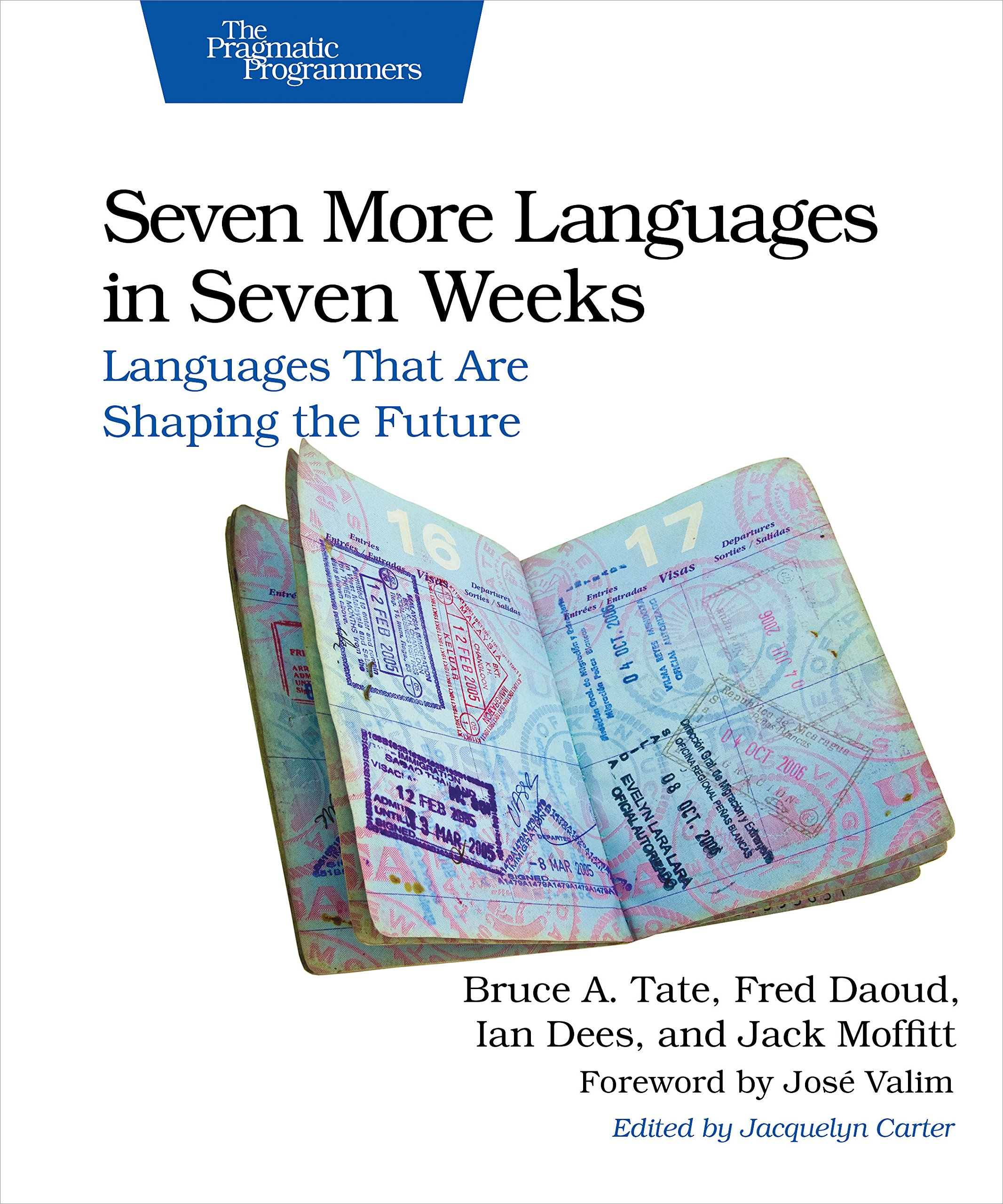 Seven More Languages in Seven Weeks: Languages That Are Shaping the Future by Pragmatic Bookshelf