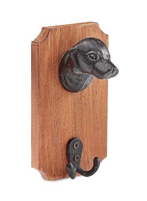 Amazon.com: adirhome amantes de los animales – Perchero ...