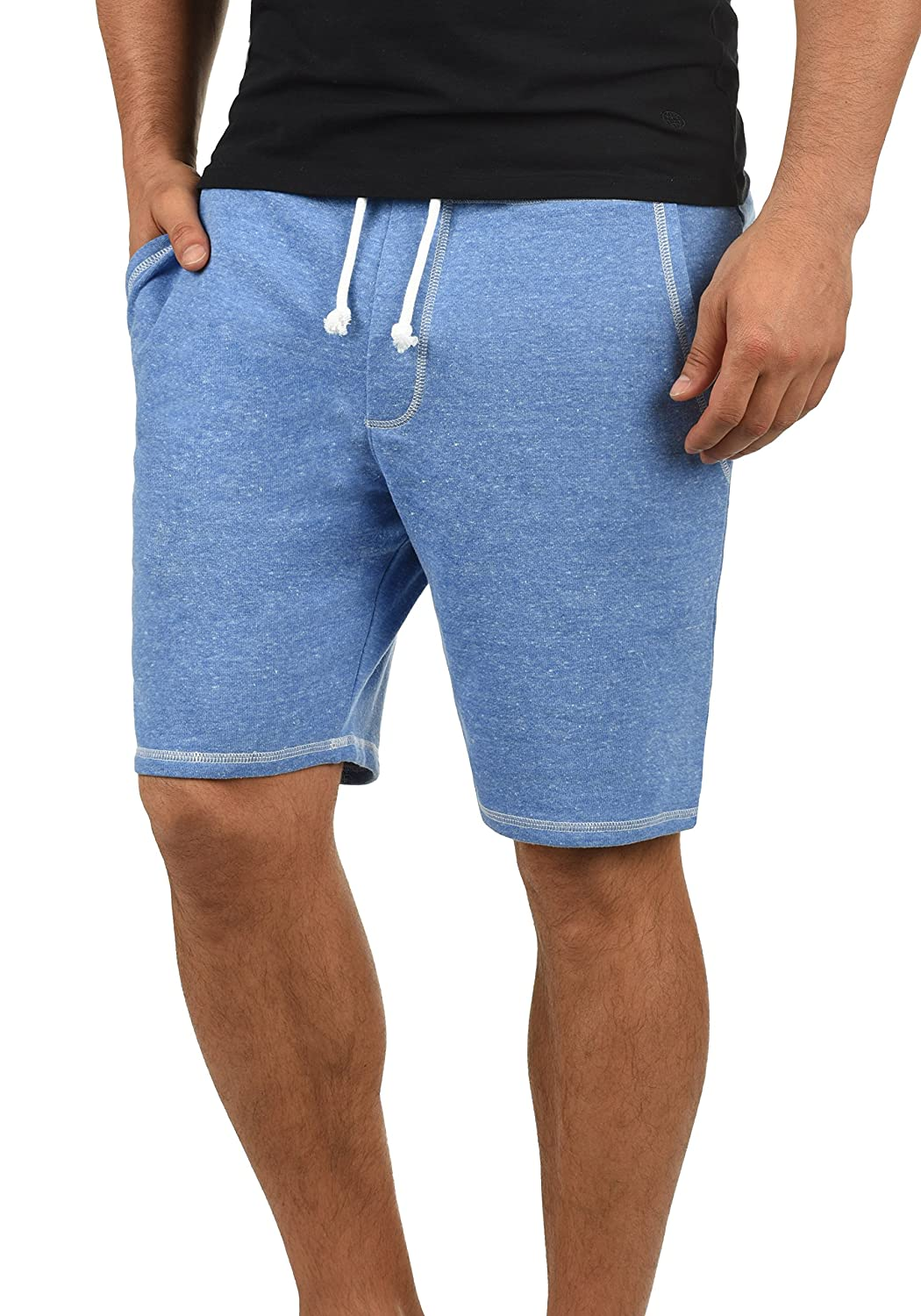 !Solid Toljan Short en Sweat Bermuda Jogging Pantalon Court Homme