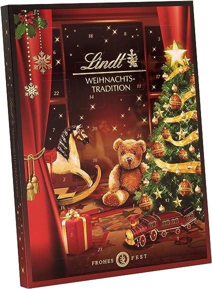 Calendrier de l'Avent Lindt & Sprüngli Christmas Tradition, 1 x