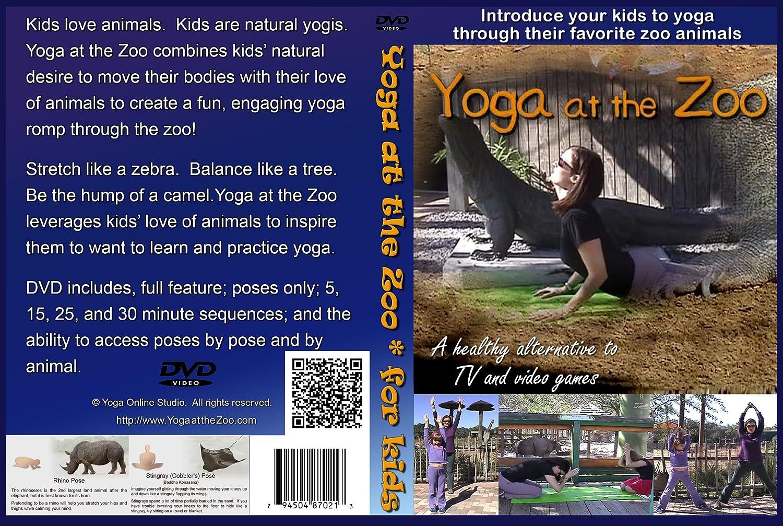 Amazon.com: Yoga at the Zoo: Movies & TV