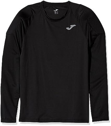 Joma Protect, 100009, Camiseta de entrenamiento para Hombre, Negro, 8-10