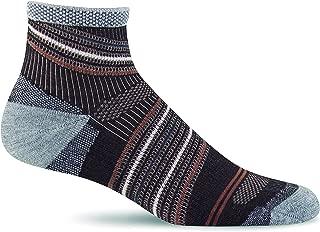 product image for Sockwell Men's Summit Quarter Compression Socks