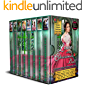 Love at the Christmas Ball: A Regency Romance Christmas Collection: 8 Delightful Regency Christmas Stories (Regency Collections Book 12)