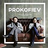 Prokofiev: Violin Sonatas Nos 1 & 2; Five Melodies [Aylen Pritchin; Yuri Favorin] [Melodiya: MELCD 1002524]