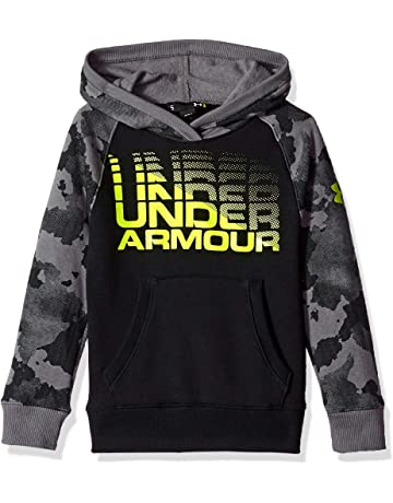 32474c308f26 Under Armour Boys  Zip Up Hoody