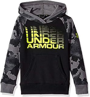 0d89ea0d88 Amazon.com: Under Armour Boys' Big Print North Rim Micro Fleece ...