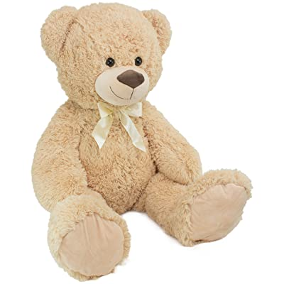 BRUBAKER XXL Plush Teddy Bear - 40 Inches Tall: Toys & Games
