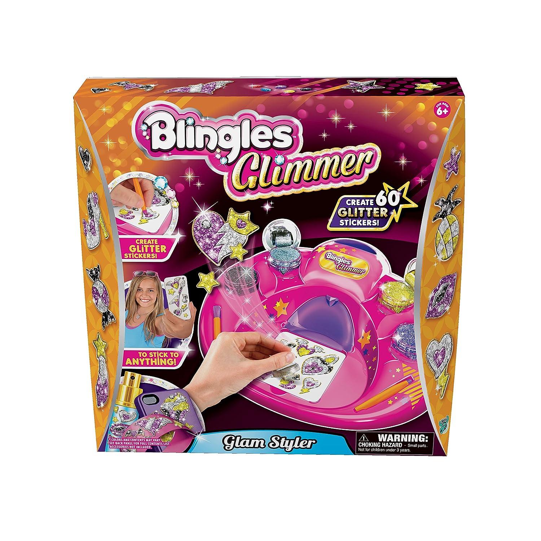 Blingles Glimmer Glam Styler Amazon Toys & Games