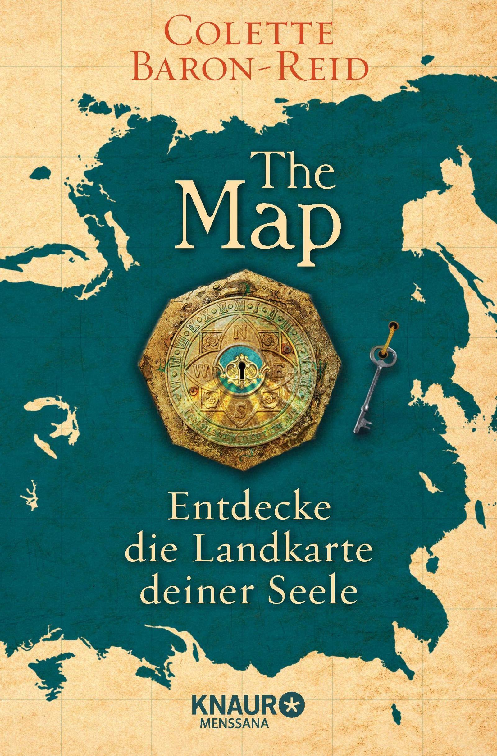 The Map   Entdecke Die Landkarte Deiner Seele