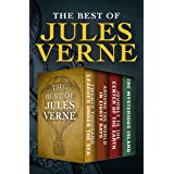 The Best of Jules Verne: Twenty Thousand Leagues Under the Sea, Around the World in Eighty Days, Journey to the Center of the