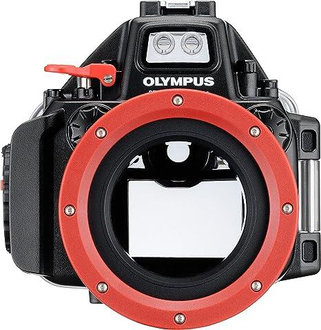 Olympus PT-EP13 - Carcasa subacuática para cámara Olympus OM-D E ...