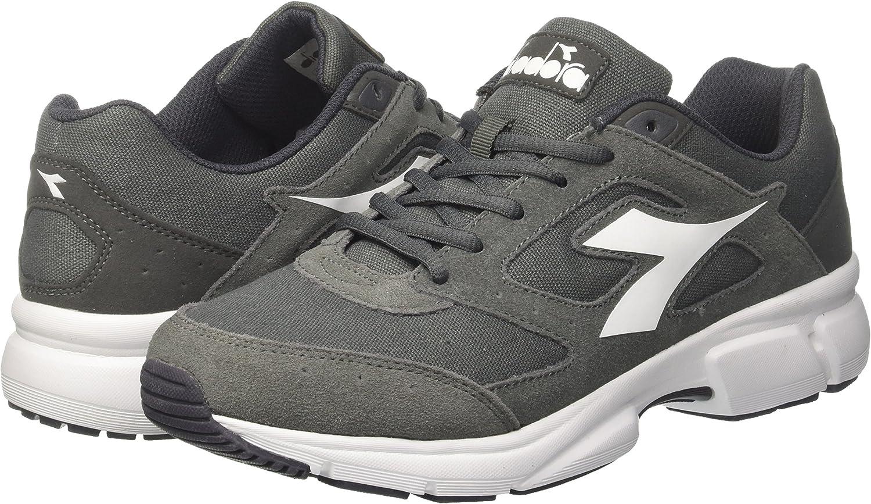 Diadora Shape 9 S, Zapatillas de Running para Hombre, Gris (Grigio Acciaio Nero), 40.5 EU: Amazon.es: Zapatos y complementos