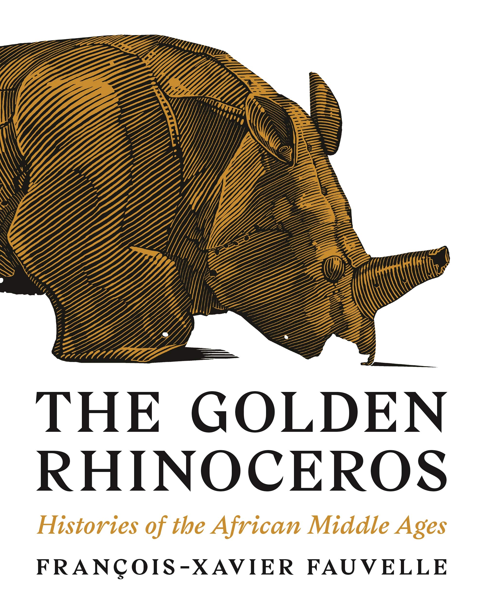 The Golden Rhinoceros Histories Of The African Middle Ages Fauvelle Francois Xavier Tice Troy 9780691181264 Amazon Com Books
