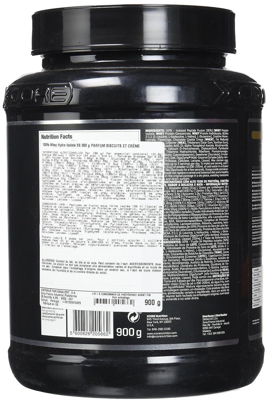 xcore 100% Hydro proteína Whey Isolate SS Powder: Amazon.es: Salud y cuidado personal