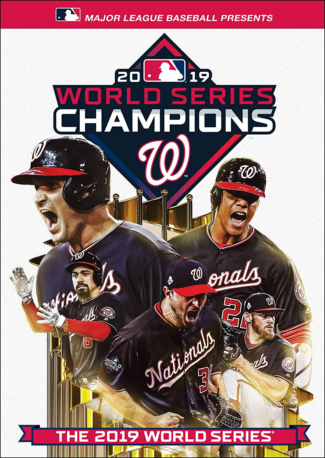 Amazon.com: 2019 World Series Champions: Washington Nationals ...